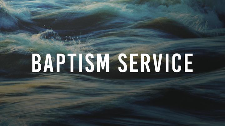 Baptism logo image