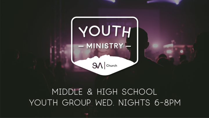 Weekly Middle & High School Youth Group logo image