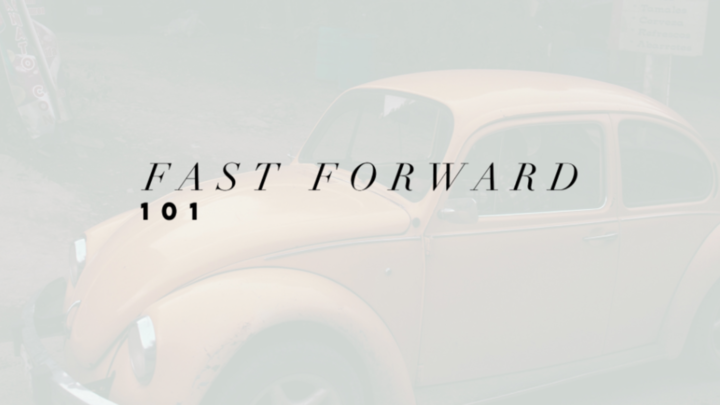 Fast Forward 101 (DOWNTOWN) logo image