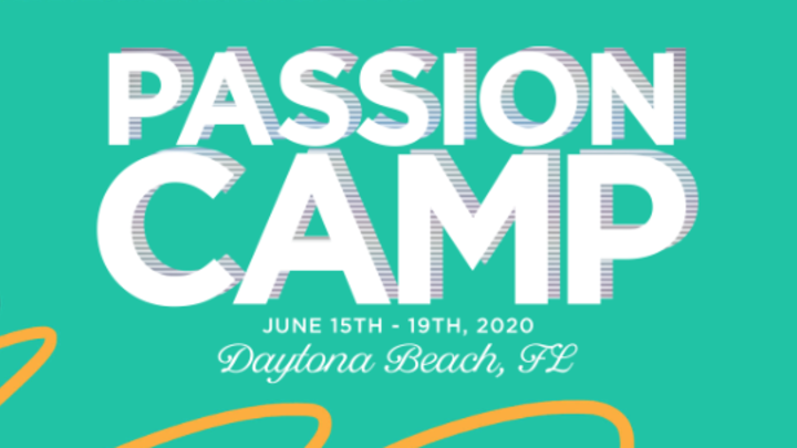 Student Beach Camp 2020 logo image