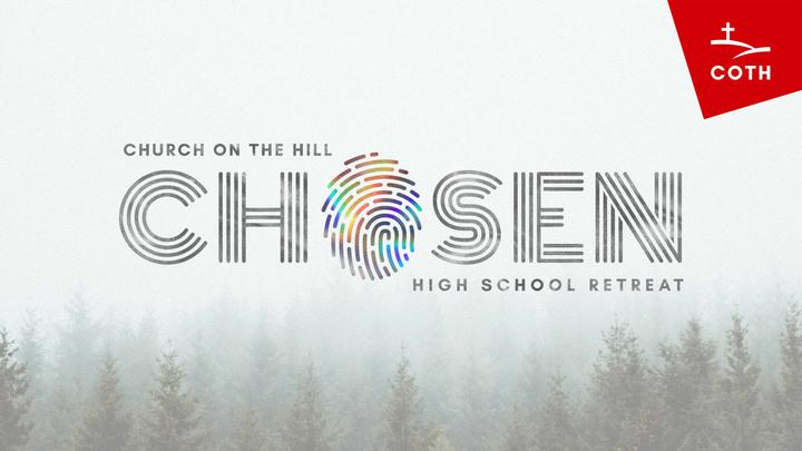 High School Retreat logo image