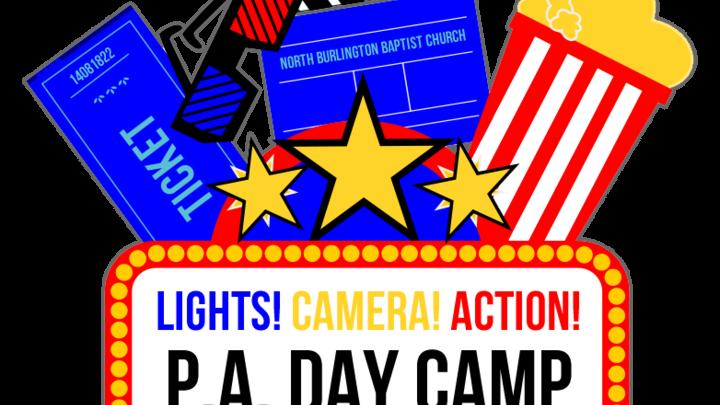 PA DAY CAMP - June 5 logo image