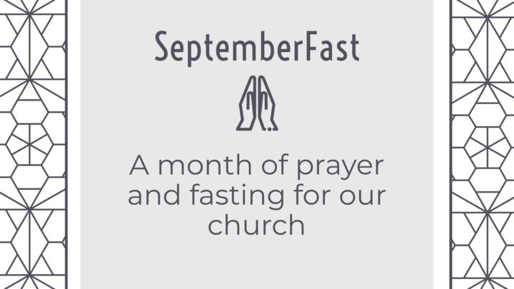 September Fast logo image