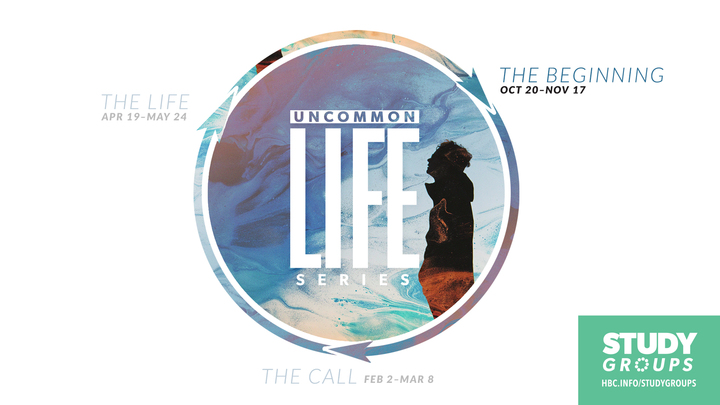 Uncommon Life: The Beginning logo image