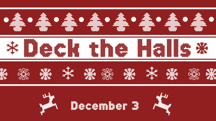 Deck the Halls logo image