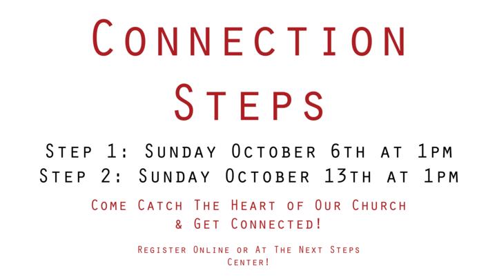 Connection Steps logo image