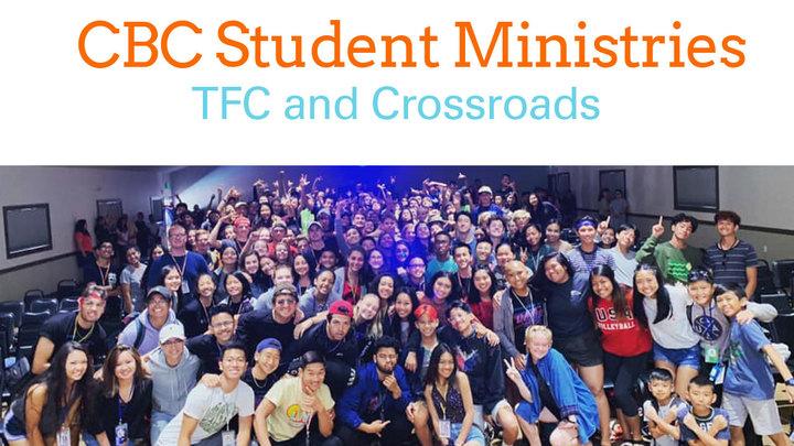 Student Ministries Registration logo image
