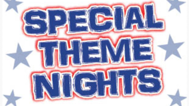 Small Group Theme Nights logo image