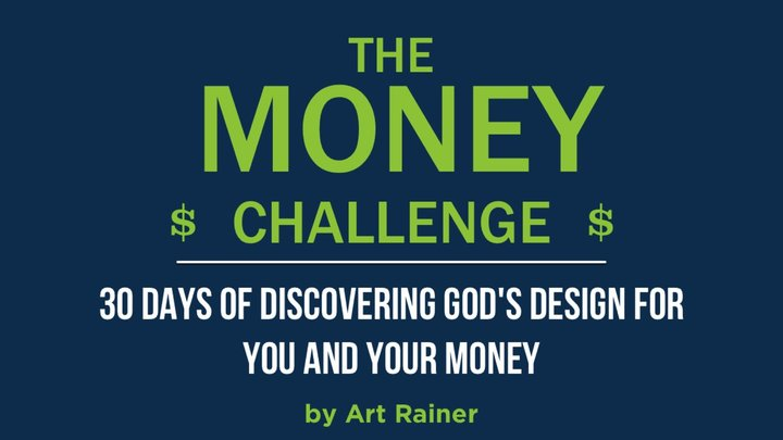 The Money Challenge - Calvary Campus logo image