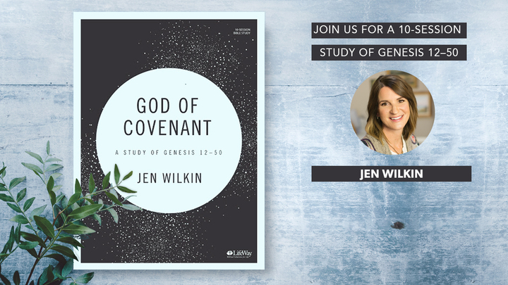 Women's Study Groups // God of Covenant logo image