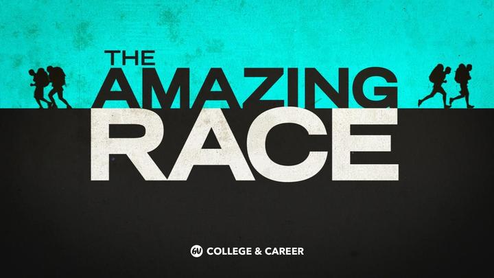 The Amazing Race logo image