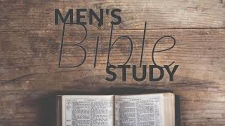 Men's Bible Study - Calvary Campus logo image