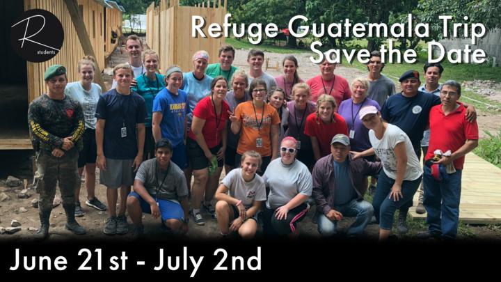 Refuge Guatemala Trip!  logo image