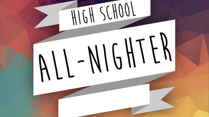 HS All-Nighter logo image
