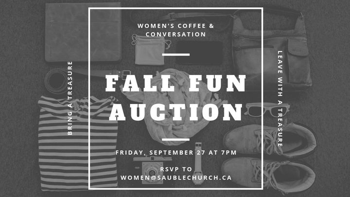 Fall Fun Auction logo image