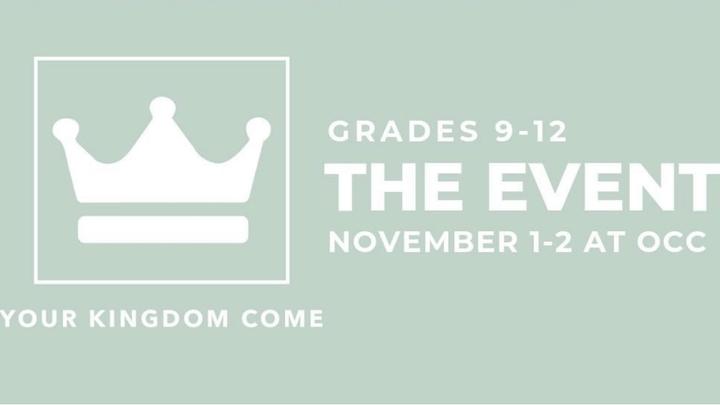 The Event logo image