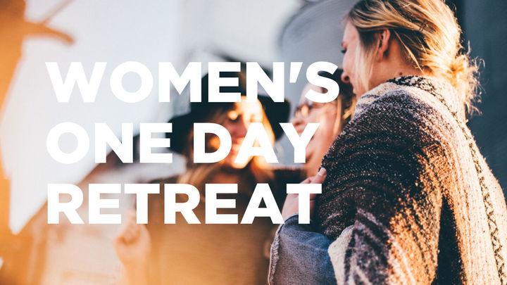 Women's One Day Retreat logo image