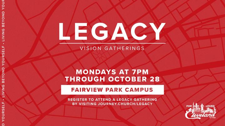 Legacy Gathering logo image