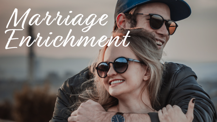Marriage Enrichment Course logo image
