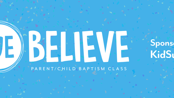 We Believe - Jamestown, September and October 2019 logo image