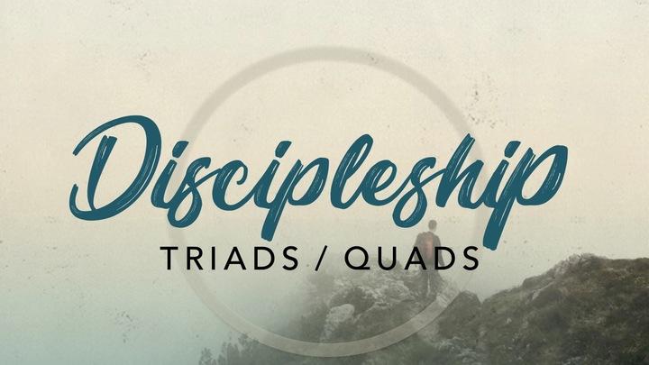 Triad/Quad - Fall 2019 logo image