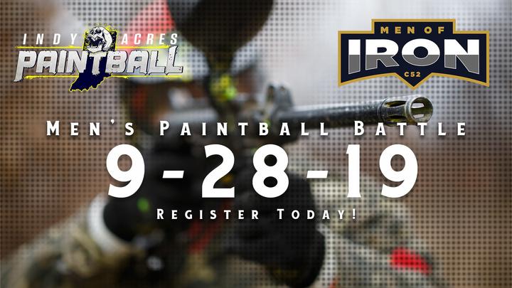 Men Of Iron Paintball Battle logo image
