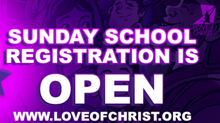 Sunday School '19-'20 logo image