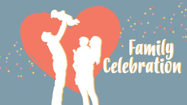 Family Celebration Sunday logo image