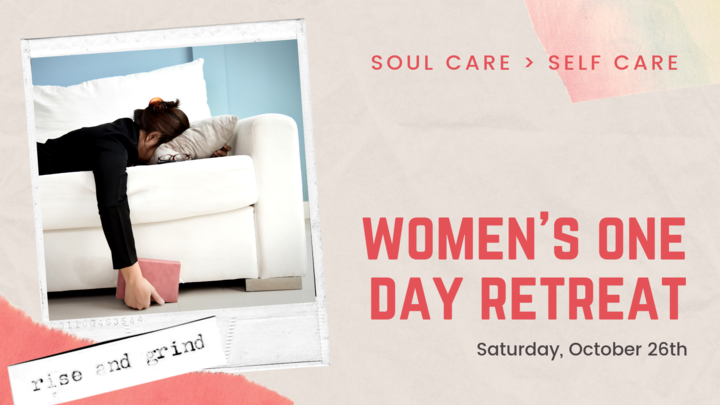 2019 Women's Ministry Day Retreat logo image