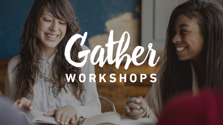 Women's Gather Workshop - October logo image