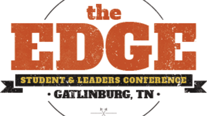 The Edge Youth Conference logo image