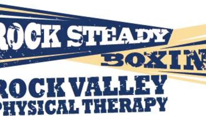 Rock Steady Boxing logo image