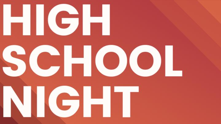 High School Game Night logo image