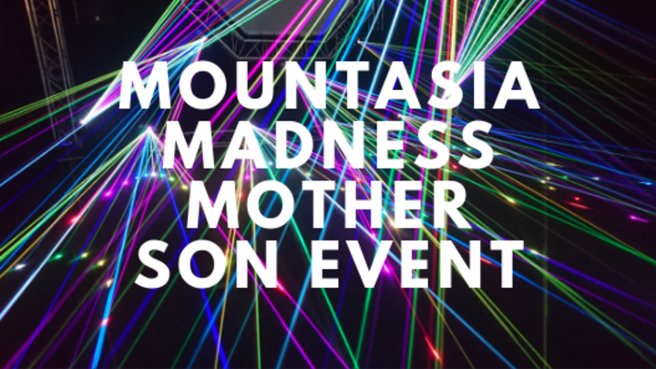 Mountasia Madness Mother Son Event logo image