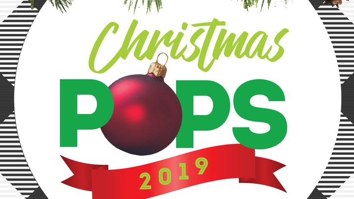 Christmas Pops Tickets logo image