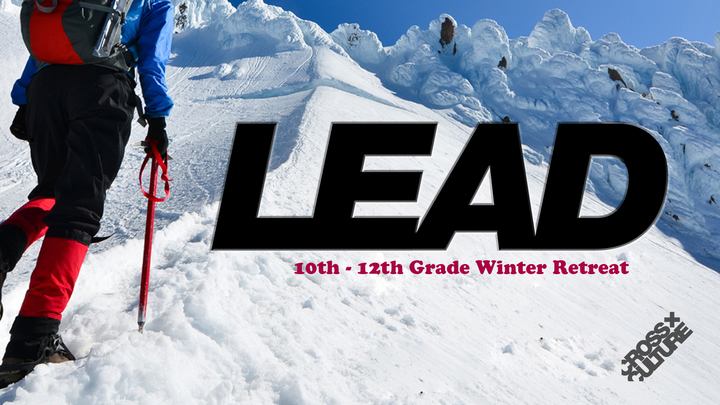 Youth Winter LEAD Retreat 2020 logo image