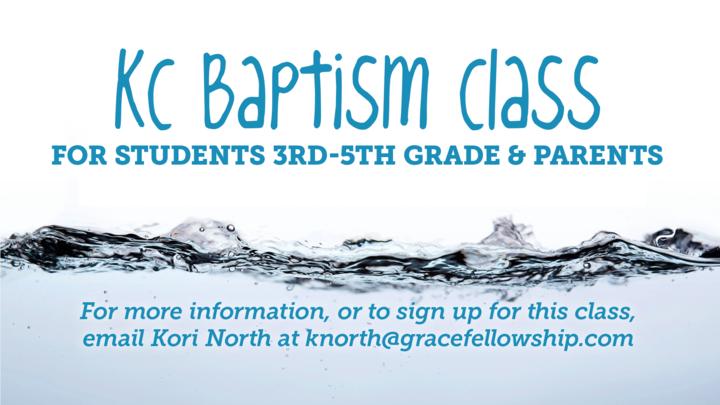 Latham KC Baptism Class logo image