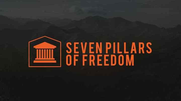 Seven Pillars (Men's Group) logo image