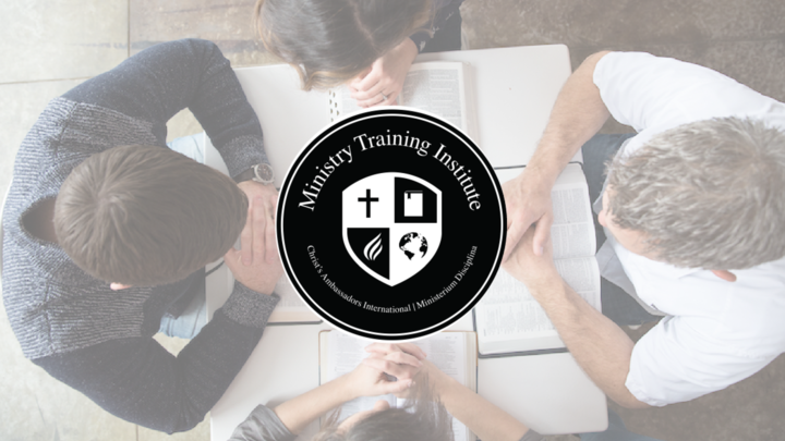 Ministry Training Institute (MTI) logo image