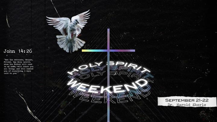 Holy Spirit Weekend logo image