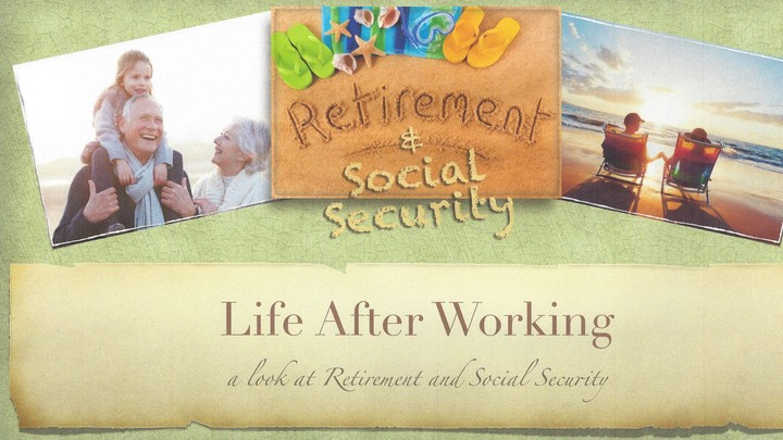 A Look at Retirement and Social Security Seminar logo image