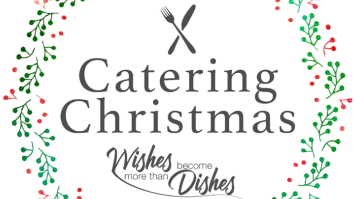 "Auditions: CDT ""Catering Christmas"" logo image"
