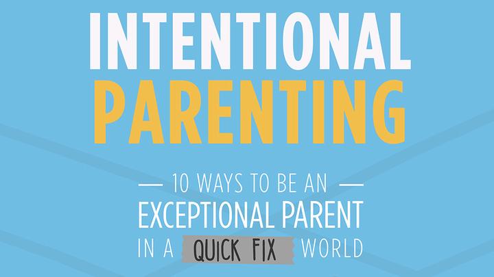 Intentional Parenting Workshop logo image