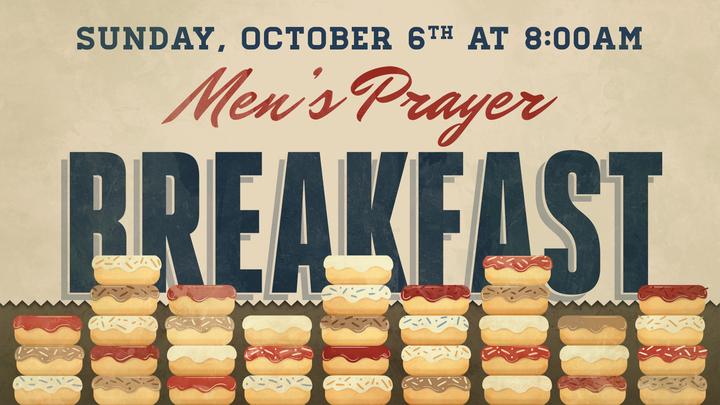 Men's Prayer Breakfast logo image