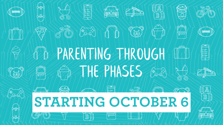 Parenting Through the Phases - Fall 2019 logo image
