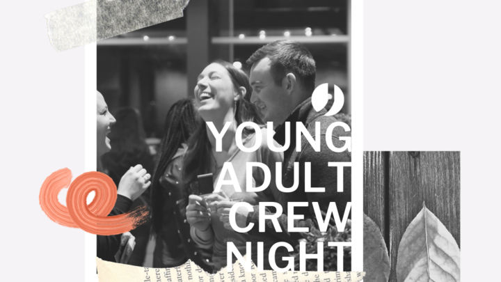 Young Adult Crew Night logo image