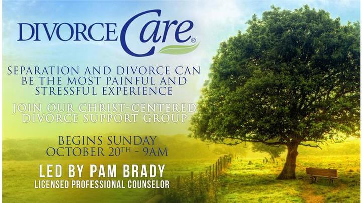 DivorceCare logo image