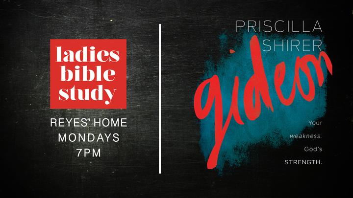 Monday Night Ladies' Bible Study (Abingdon) logo image