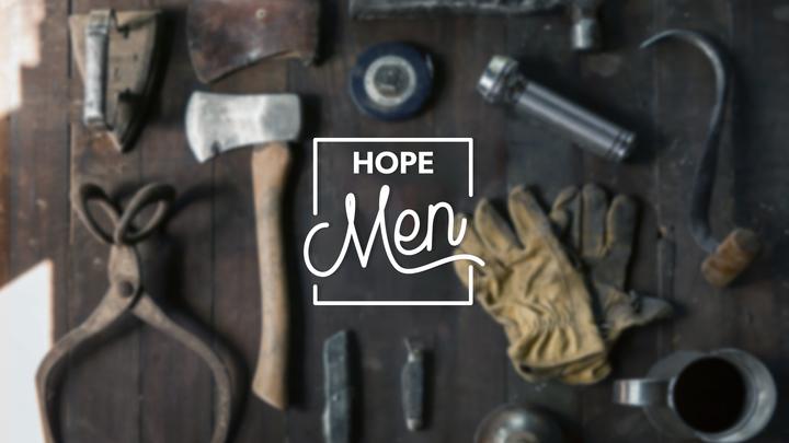 Hope Men  logo image