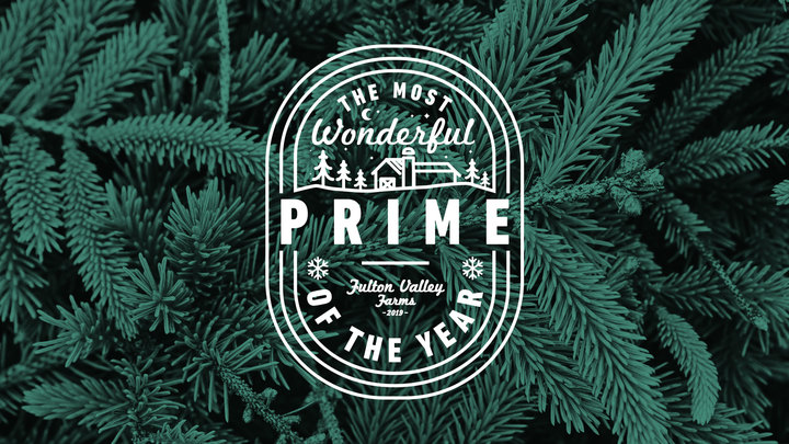 The Most Wonderful Prime Of The Year (At Fulton Valley Farms) logo image